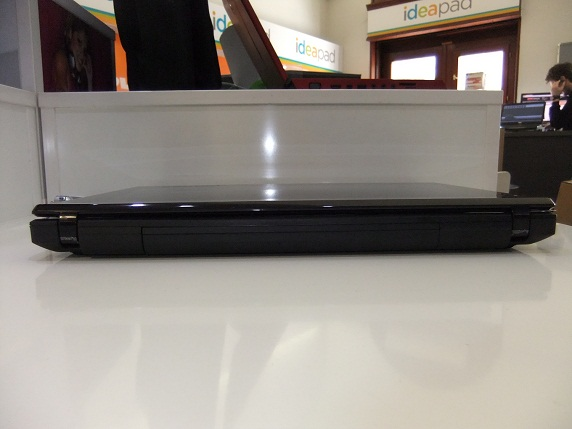Lenovo IdeaPad G570 teszt