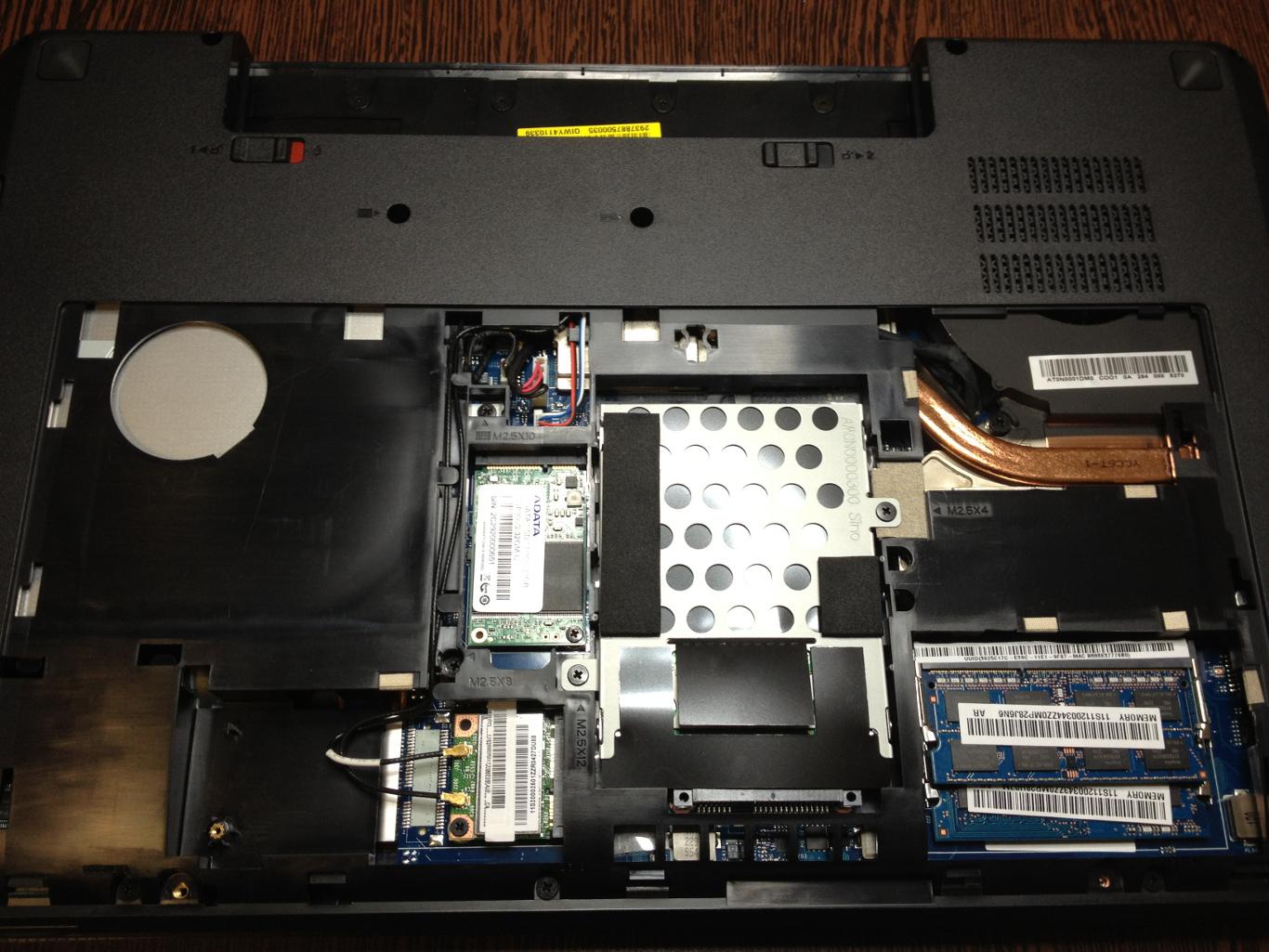 Turbózd fel laptopodat és válts SSD-re!