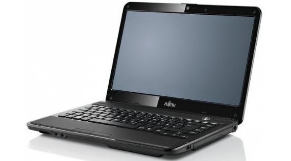 Fujitsu LifeBook LH532 teszt