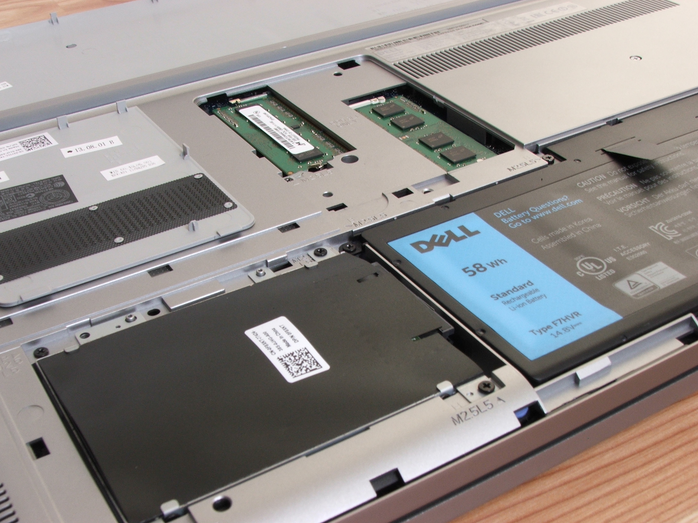 Dell Inspiron 7737 teszt - az XPS Inspiron