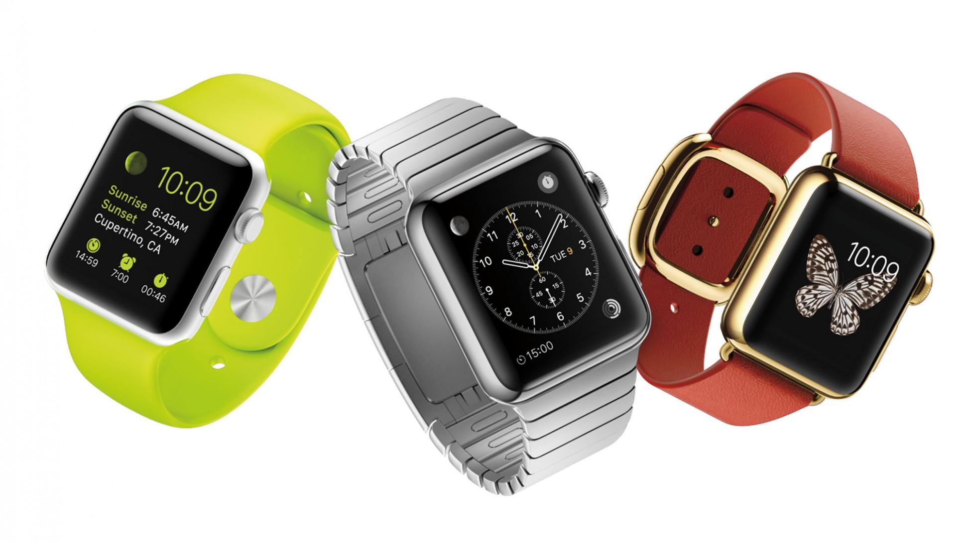Elkezdődött az Apple Watch kiszállítása