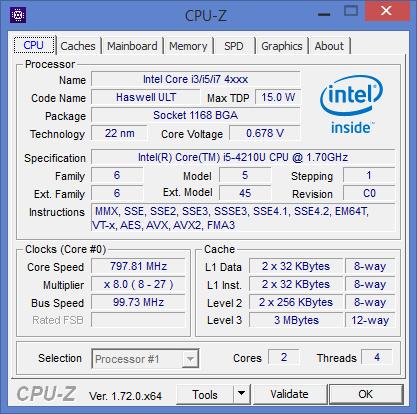 Dell Inspiron 13 7000 (7347) teszt