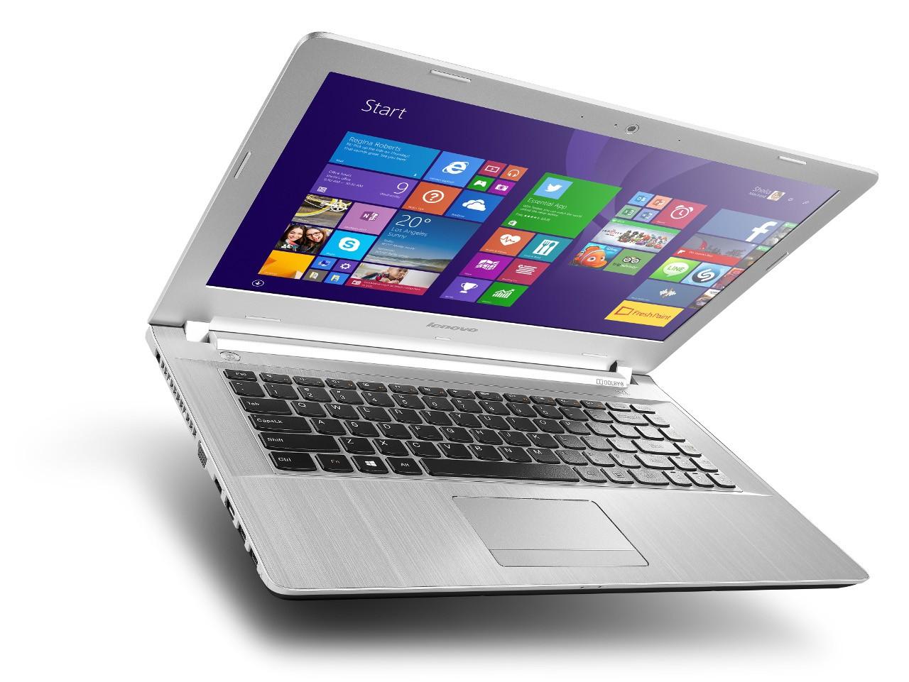 Három új laptop a Lenovotól: IdeaPad 100, Z41 és Z51