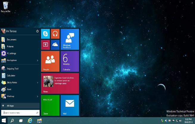 Hat különböző verzióban jelenik meg a Windows 10
