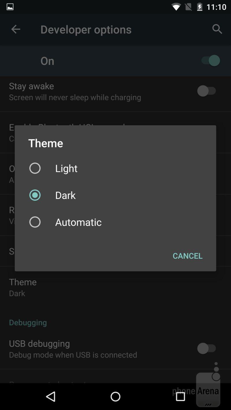 Bejelentették az Android M-et