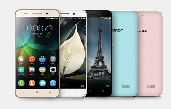 Megérkezett hazánkba a Honor 4C okostelefon
