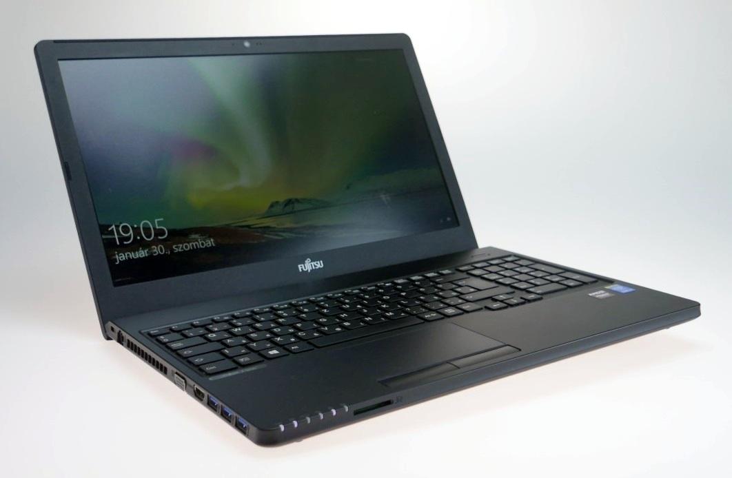 Fujitsu Lifebook A555G teszt