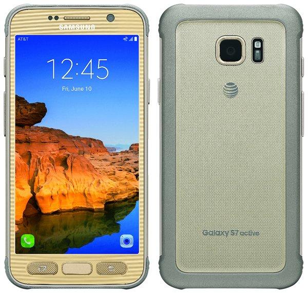Itt a Galaxy S7 active