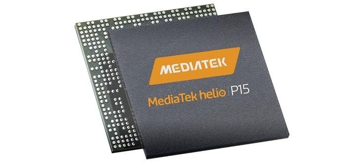 Itt a MediaTek Helio P15