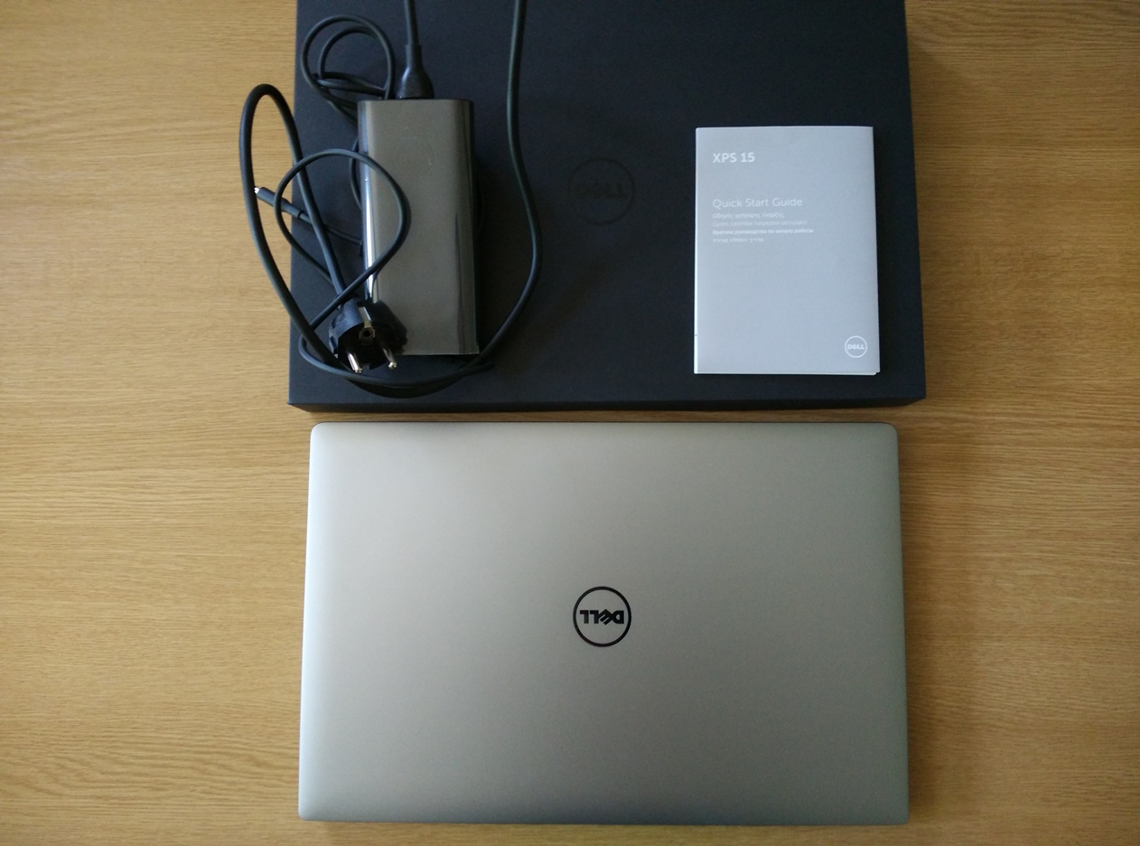 Dell XPS 15 (2016) teszt