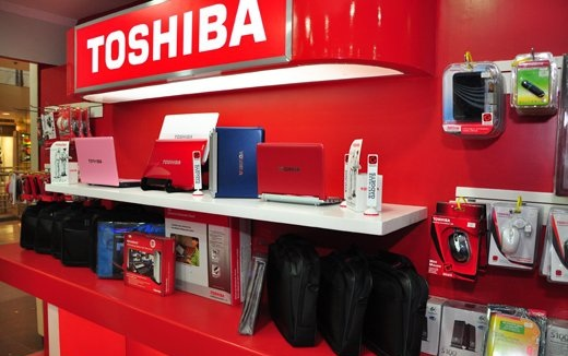 Már lehet rendelni a www.toshiba-shop.hu webáruházból