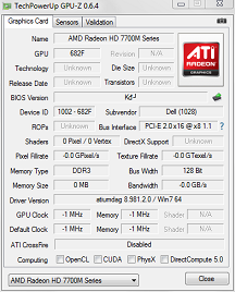 Dell Inspiron 5520 és Dell Inspiron 7520 teszt