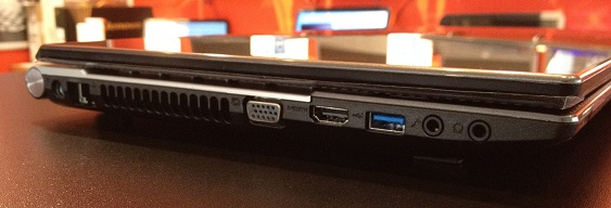 Acer Aspire V3 bemutató