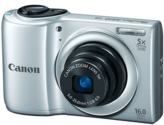 Canon PowerShot A810 - Kezdőknek