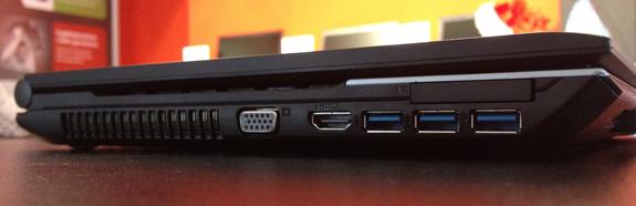 Fujitsu LifeBook A532 teszt