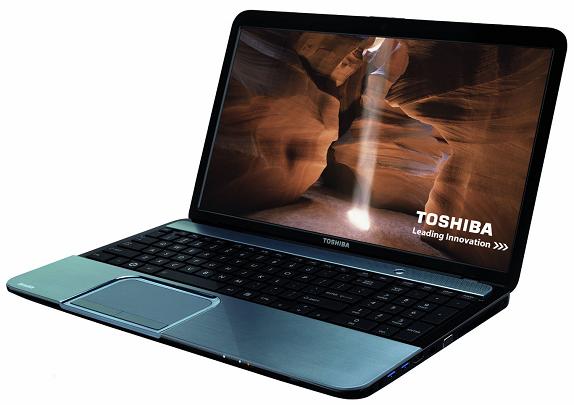 Toshiba Satellite L855 – Fémbe burkolózva