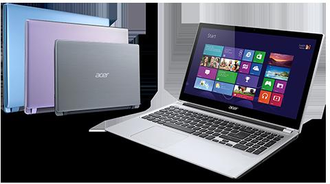 Acer - Érintsd meg a világot