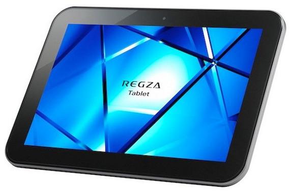 Bővülő Android-os tablet piac: Toshiba REGZA AT 501