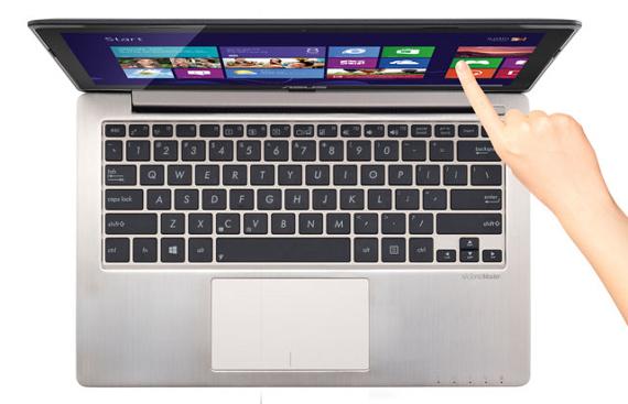 A tengerentúlon már elérhető az Asus VivoBook S500-as