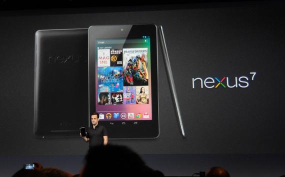 2. generációs Nexus 7 érkezhet Júliusban