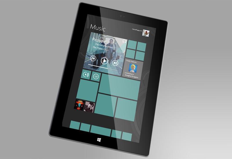 7 hüvelykes Microsoft Surface várható?