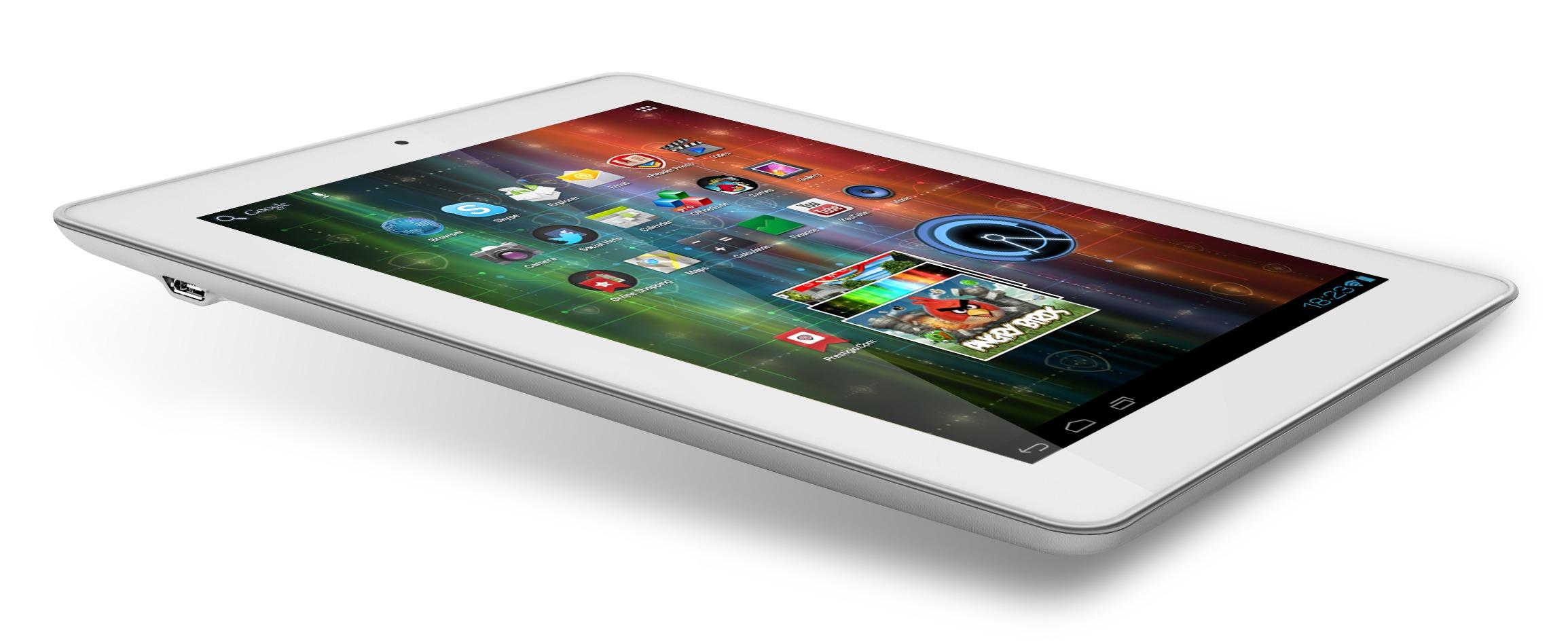 A Prestigio táblagépek új generációja: MultiPad 2 Ultra Duo 8.0 és MultiPad 2 Ultra Duo 8.0 3G