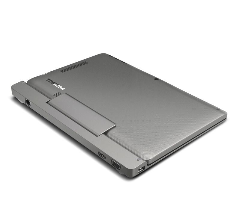 Toshiba Portege z10t tablet/noteszgép érkezik