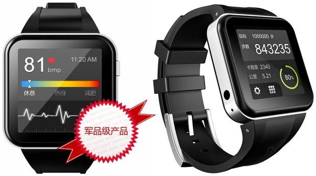 Az első igazi okosóra, a GEAK Watch Android