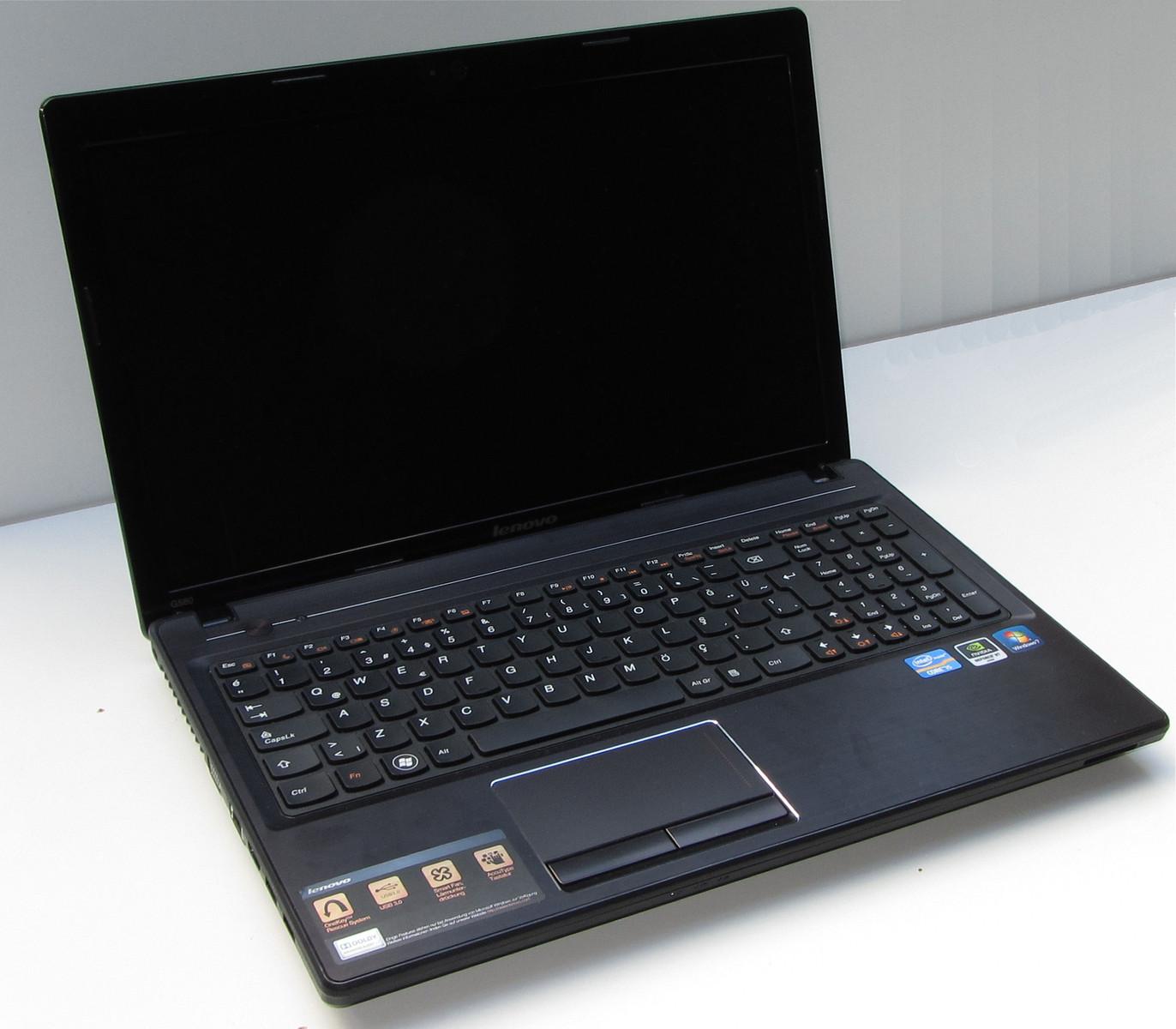 Lenovo IdeaPad G580 noteszgépek különböző külsővel