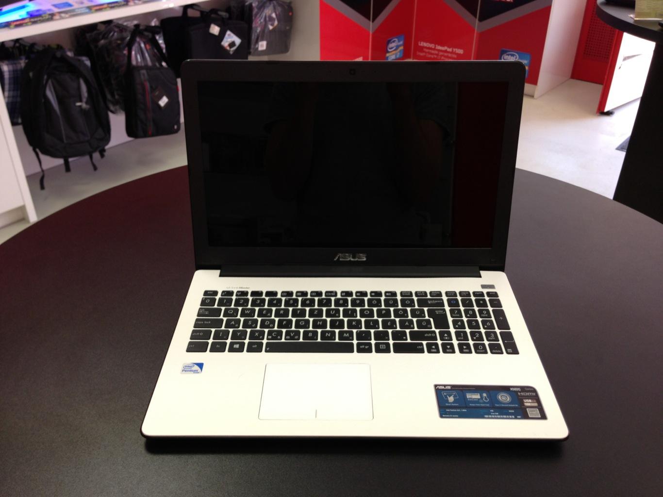 Asus X502 áttekintő