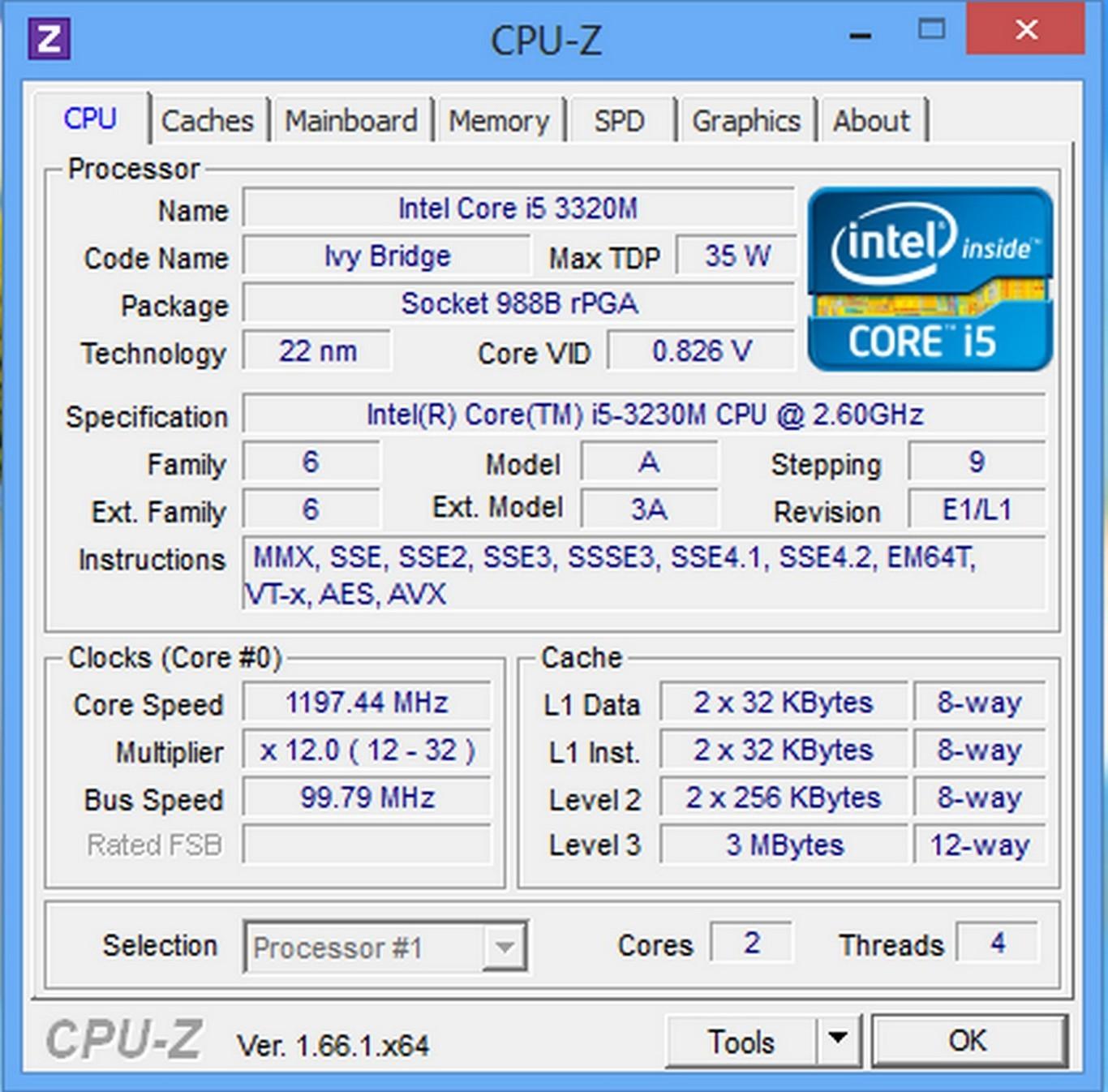 Acer V3-571G teszt