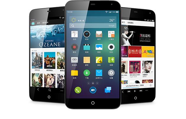 [Frissítve] Meizu MX3: 128GB háttértár egy mobilban