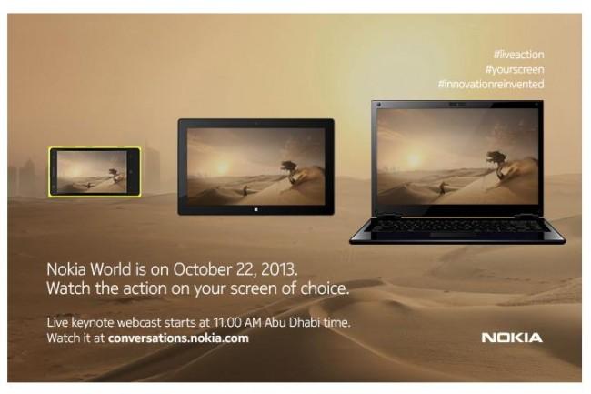 Nokia World esemény várható