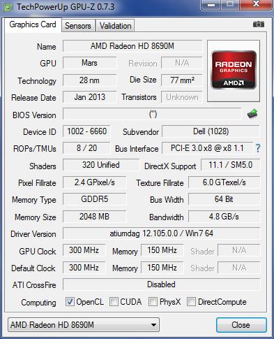 Dell Latitude E6440 teszt