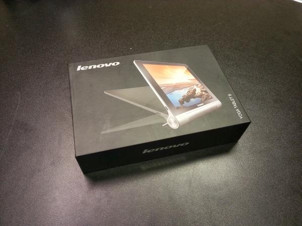 Lenovo Yoga 8: A külső