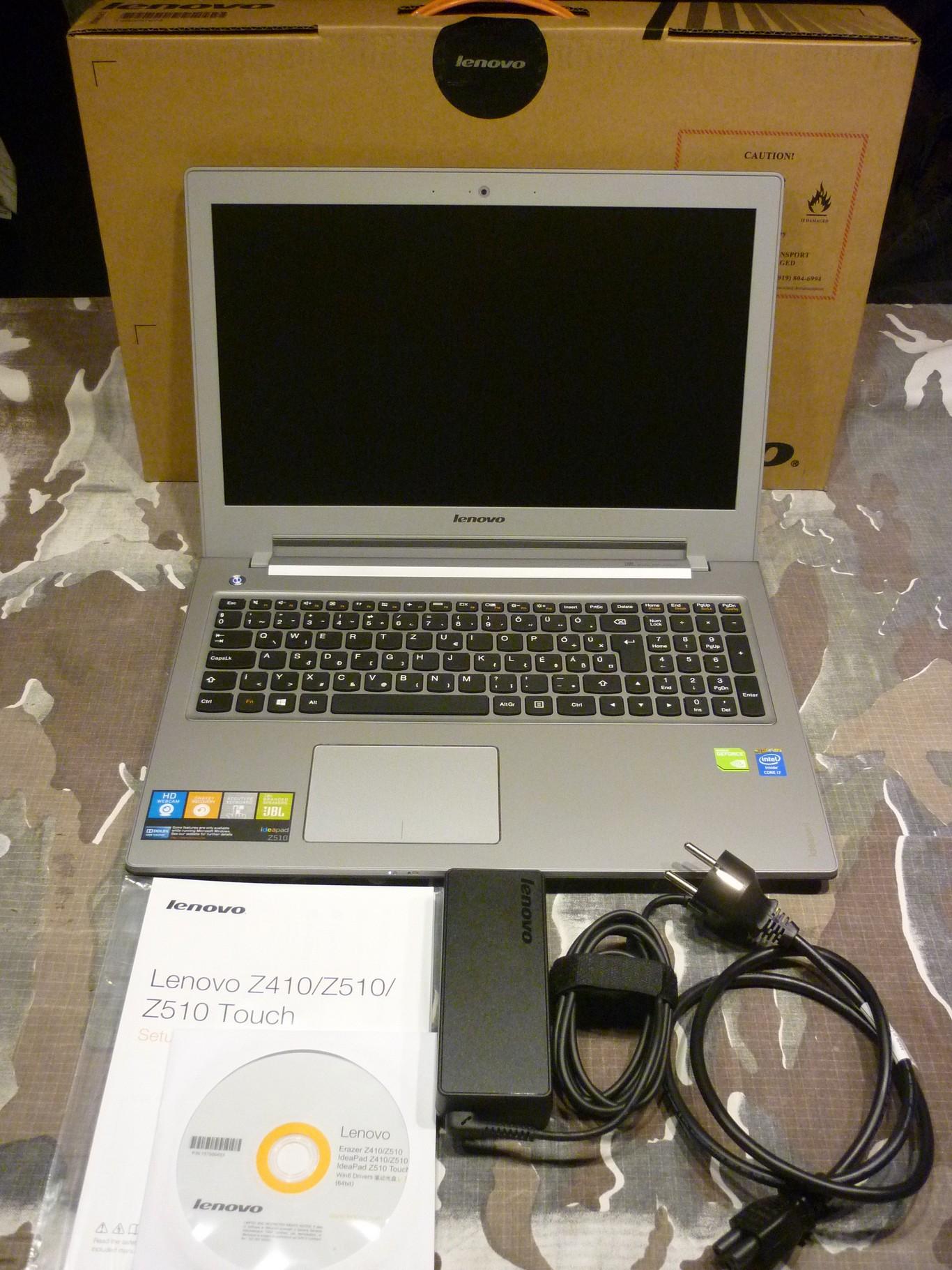 Lenovo IdeaPad Z510 teszt