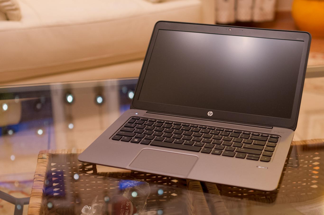 HP EliteBook Folio 1040 G1 teszt