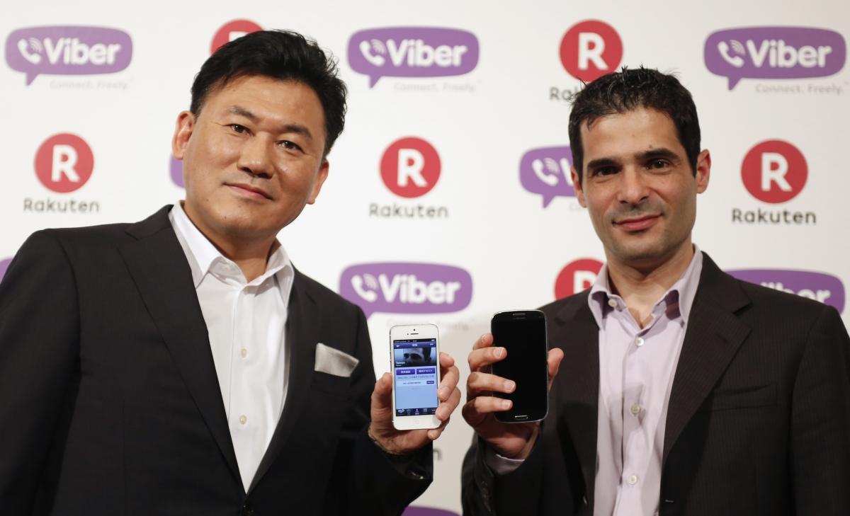 Viber - új tulajdonos fejlesztheti tovább a népszerű alkalmazást