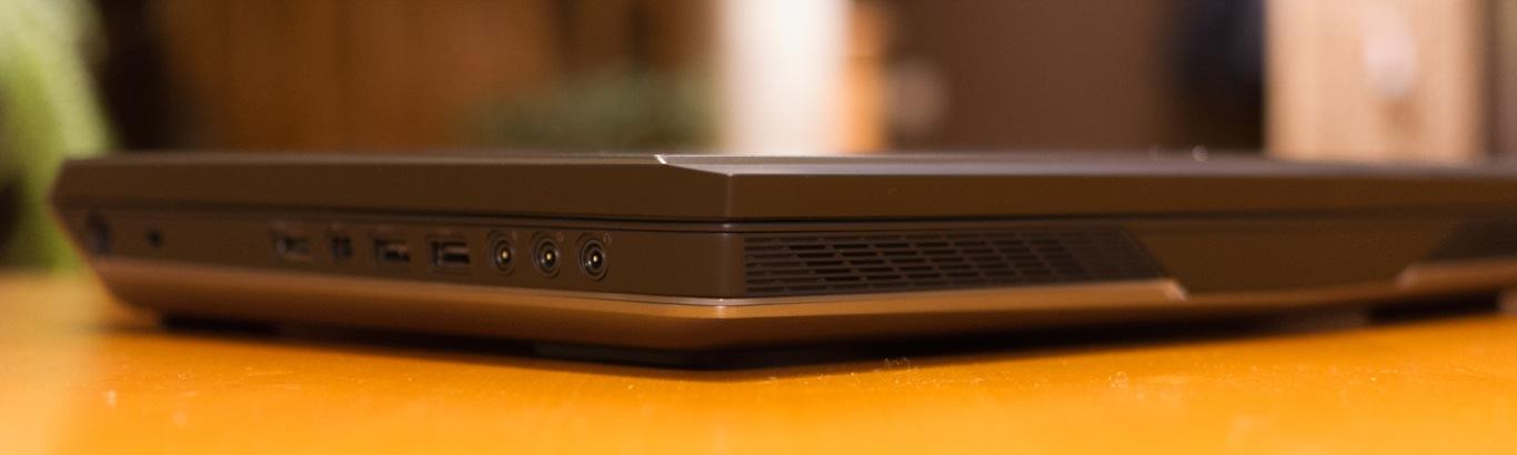 Dell Alienware 17 teszt