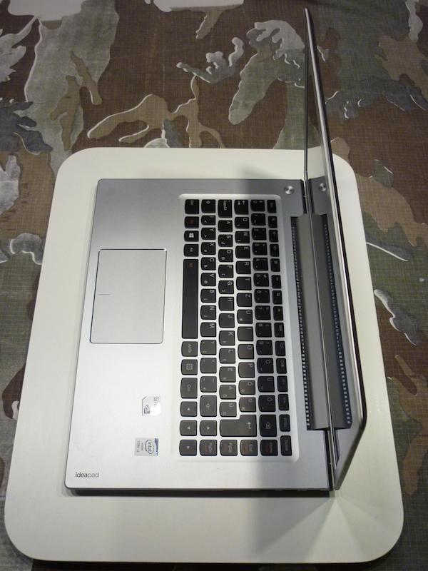 Lenovo IdeaPad U430p teszt