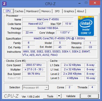 Dell Inspiron 3737 teszt