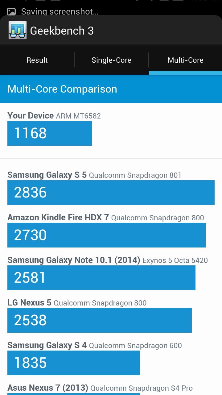 Lenovo A859 okostelefon teszt