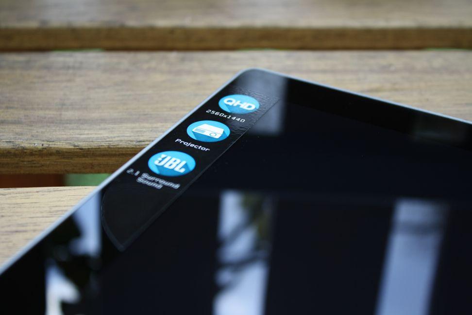 Projektorral felszerelt táblagép: Lenovo Yoga Tablet 2 Pro teszt