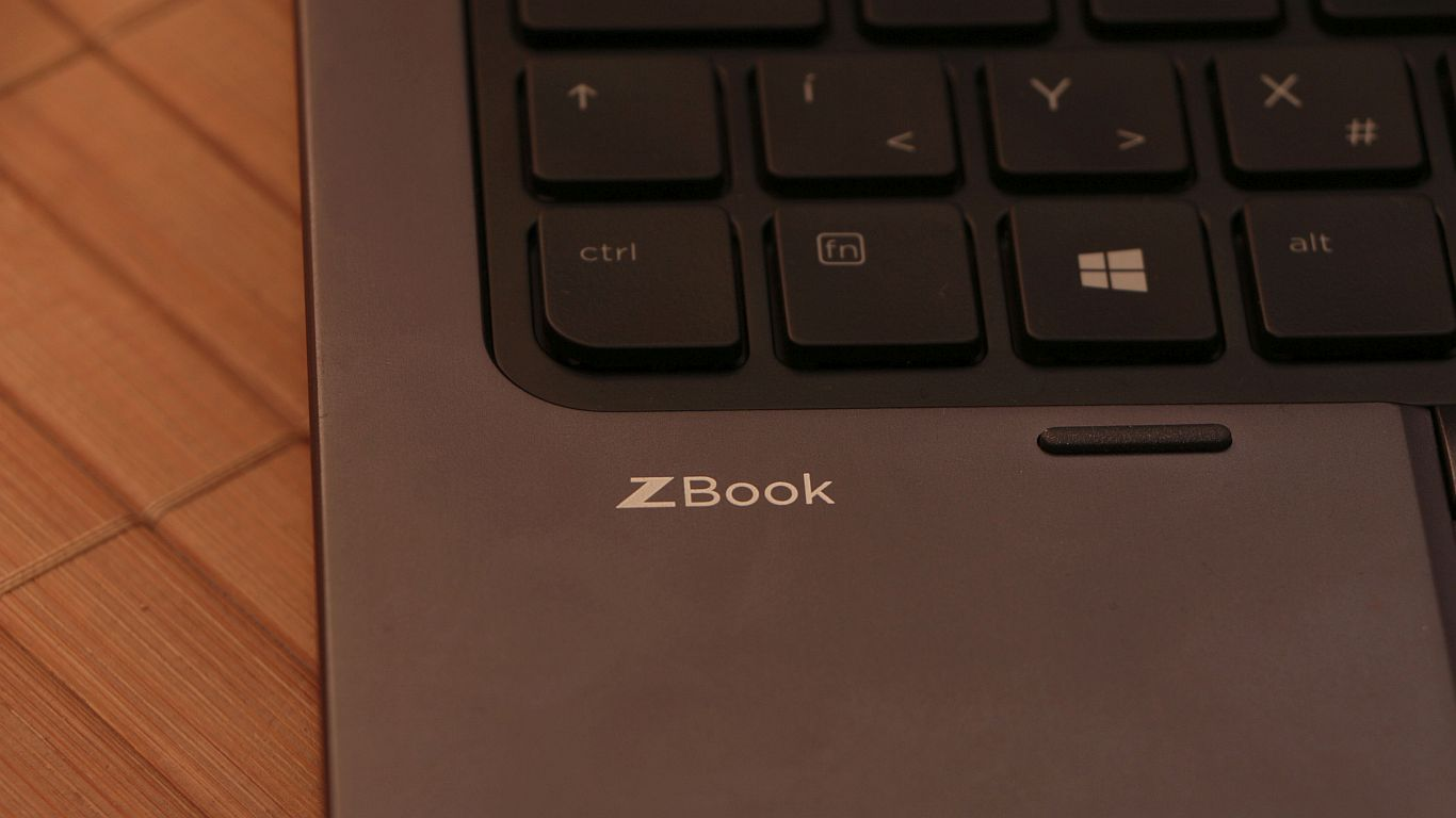 HP ZBook 15 teszt