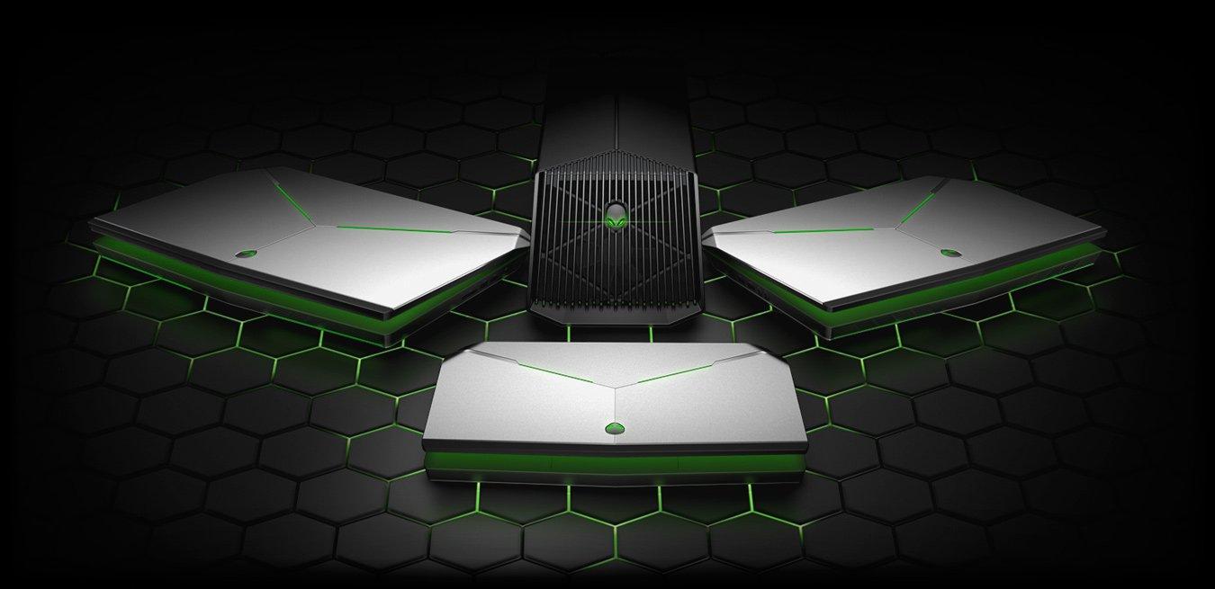 CES 2015 - Dell Alienware 15 és 17 laptopok