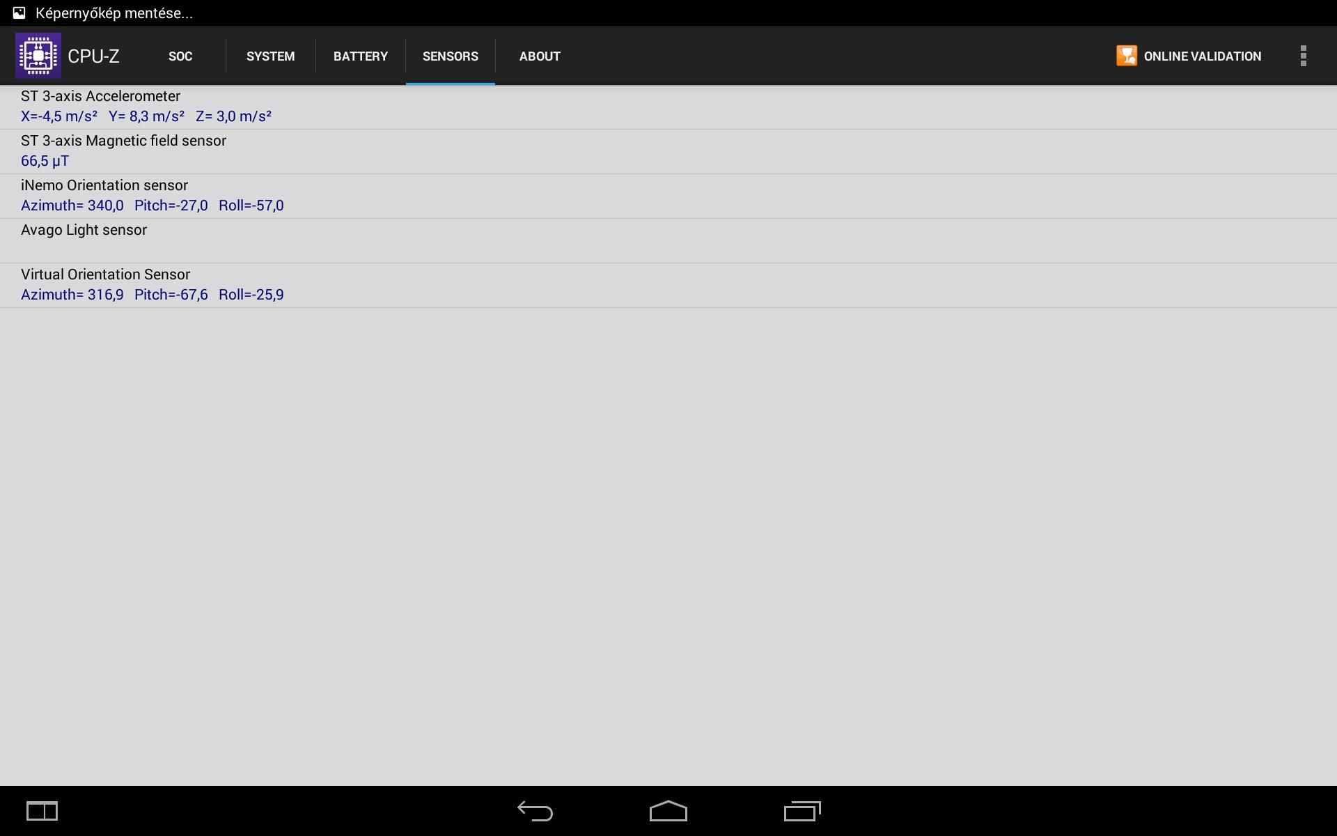 Lenovo Yoga Tablet 2 10 teszt