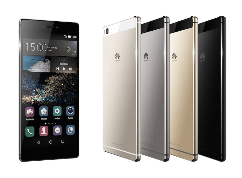 A Huawei bemutatta a P8 termékcsaládot
