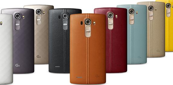 Megérkezett az LG G4