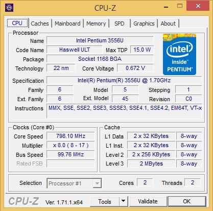 Acer Aspire V3-331 teszt