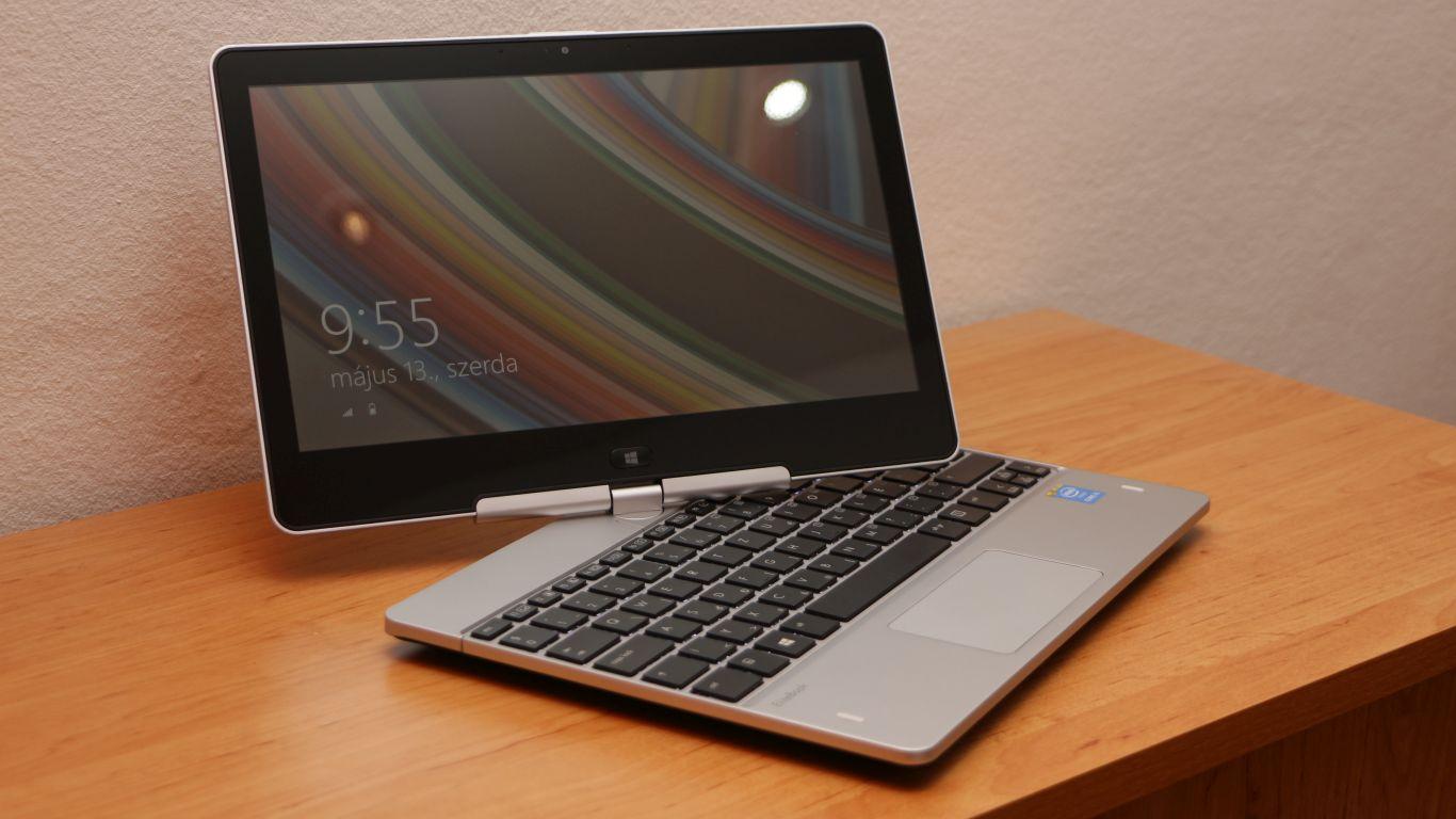 HP Elitebook Revolve 810 G2 teszt